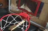 Panier de basket pour le projet génie