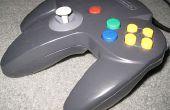 Comment nettoyer une Nintendo 64 contrôleur