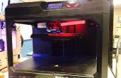 Impression 3D Makerbot Intro