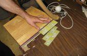 Couper les circuits imprimés avec un coupe-papier