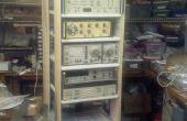 """Equipement Rack 19"""" pour Instruments électroniques"""