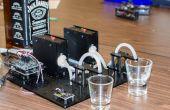 ShotBot - Arduino alimenté par pompe projet