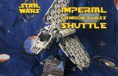 K ' NEX Star Wars navette de classe Lambda