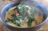 Olive Garden Style Zuppa Toscana soupe