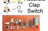 Clap interrupteur
