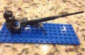 Comment faire une tourelle de Lego