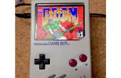 RaspiBoy, framboise Pi Gameboy, SuperPiBoy : Un RaspberryPi à l'intérieur d'un Gameboy