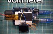 Arduino voltmètre Prototype