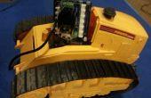 Conduire un nouveau Bulldozer jouet lumineux avec un Edison Intel