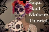 Sugar Skull maquillage Tutorial