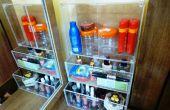Nettoyage de printemps : Organisez vos affaires dans un petit espace