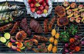 Comment construire une brique barbecue