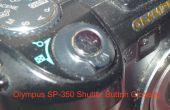 Mont de sortie de câble pour appareil photo numérique Olympus SP-350