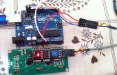 PacMan et custom caractères sur Arduino avec un 16 x 2 V1 LCD I2C YwRobot LCM1602 IIC