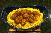 Grand-mère de Spaghetti boulettes &
