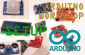 Arduino développement atelier