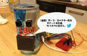 TweeToy par Raspberry pi en utilisant Python