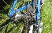 Transmission de vélo grand nettoyage Astuce !