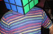 Rubiks Cube tête