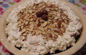 Promenade Malted Milk-guimauve Cream Pie