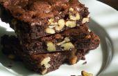 Stecklein-comment faire des Brownies noix
