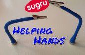 Sugru magnétique mains secourables