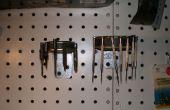 Vraiment très pratique magnétique porte-outils