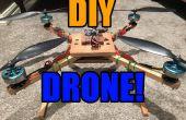QuadCopter Drone concevant et construisant des