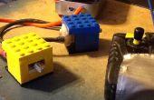 Faire votre propre Lego cas et arbre adaptateur moteur