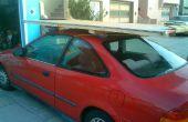 Cloisons sèches et contreplaqué appareil transporteur / Roof Rack