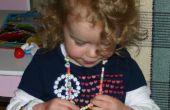 ABC collier et Bracelet pour les enfants