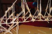 Comment faire une simple dent prendre pont