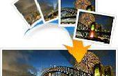 Comment piquer vos Photos panoramiques avec de la peinture