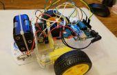 Arduino Bluetooth voiture contrôlée par Labview