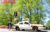 Comment Skitch sur une bicyclette (Grab sur une voiture en mouvement)
