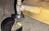 Construire un lanceur de tondeuse à gazon