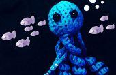 Jolie méduse - amigurumi modèle gratuit