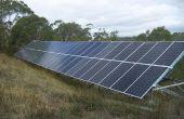 Gestion de l'énergie solaire