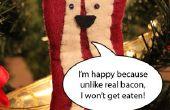Ornement de bacon