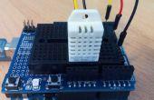 Comment utiliser le capteur de DHT-22 - Arduino Tutorial