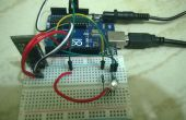 Android contrôle Slider à LED RGB Arduino