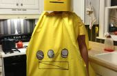 Costume de robot Instructables