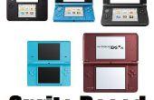 Comment faire un jeu de Sprite pour la 3DS et DSi famille