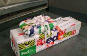 Comment envelopper présente par voler de travail ou doué avec le cadeau du Wrap