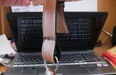 Jamais égarer vos clés (crochet de boucle de ceinture et ceinture sangle porte-clés)