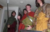 Costume de Viking (un peu) Historiquement exacts