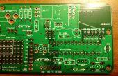 Sans fil capteur nœud avec le NRF24L01