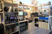 Poste de travail IKEA IVAR