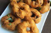 Vada (beignet salé indien)