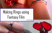Faire un anneau à l'aide de Film fantastique